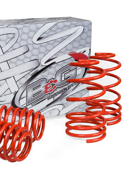 S2 Sport Lowering Springs